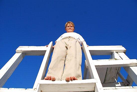 Standing tall by Karen Goad