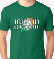 Irish in Southie Unisex T-Shirt