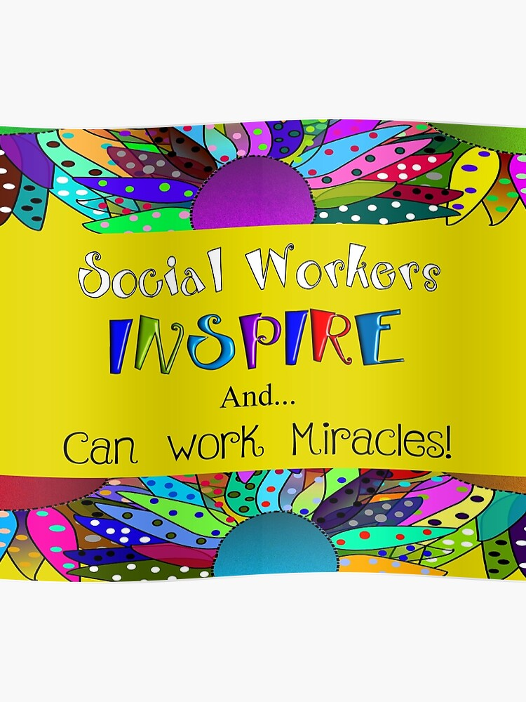 Social Worker Quotes | Poster