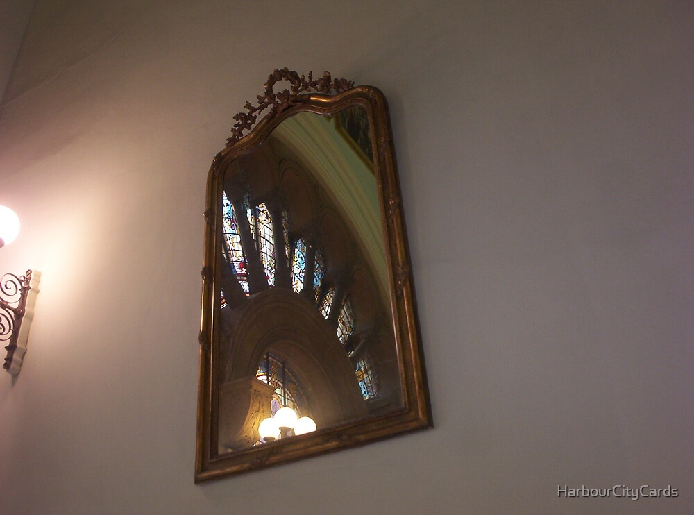 Mirror Mirror on the Wall by HarbourCityCards