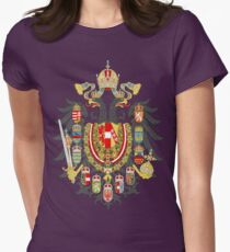 Austria-Hungary Womens Fitted T-Shirt