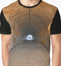 California War Tunnel Graphic T-Shirt