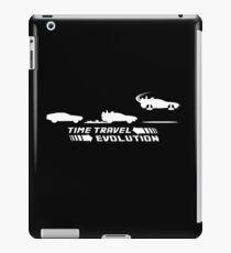 Time Travel Evolution iPad Case/Skin