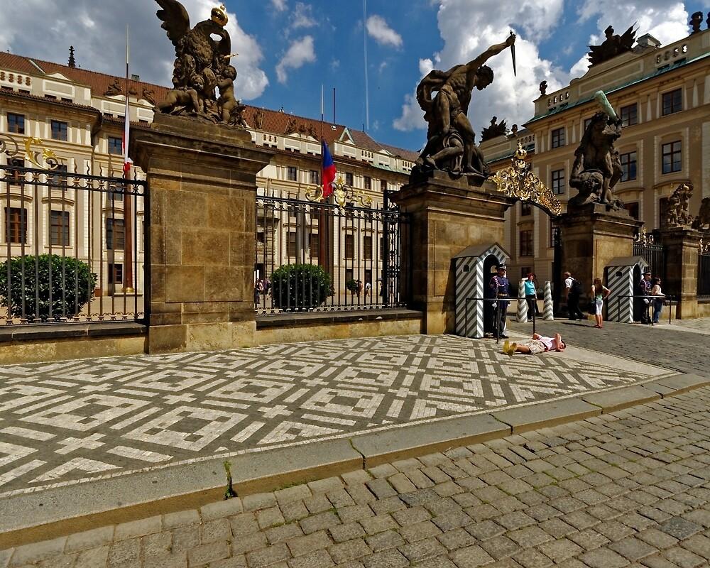 Prague 2011 59a by Priscilla Turner