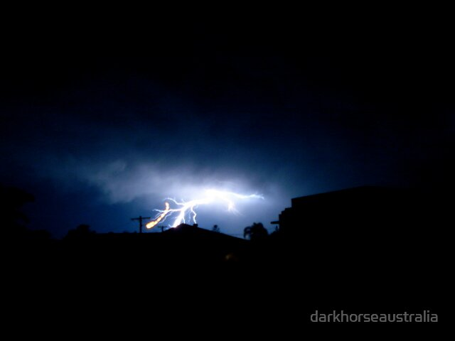 Electrical storm by darkhorseaustralia