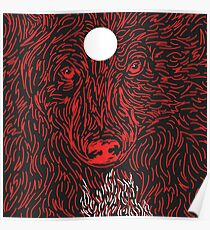 Red Wolf  Poster
