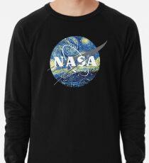 Sudadera ligera Logo de la NASA Van Gogh