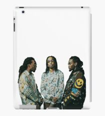 Migos - Vector iPad Case/Skin
