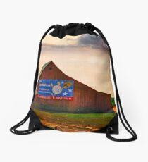 Oregon - Onion Country Drawstring Bag
