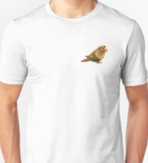 Pineapple Conure Looking Up Unisex T-Shirt