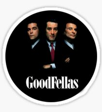 Goodfellas Sticker