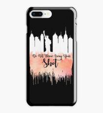 Hamilton - My Shot  iPhone 8 Plus Case