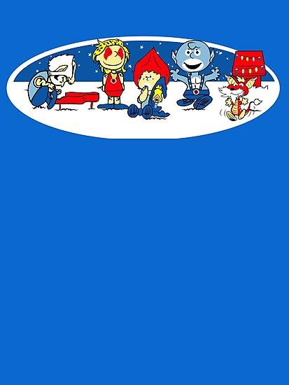 Thundera Peanuts by GreenHRNET