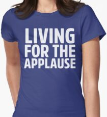 Living For The Applause Lady Gaga T-Shirt