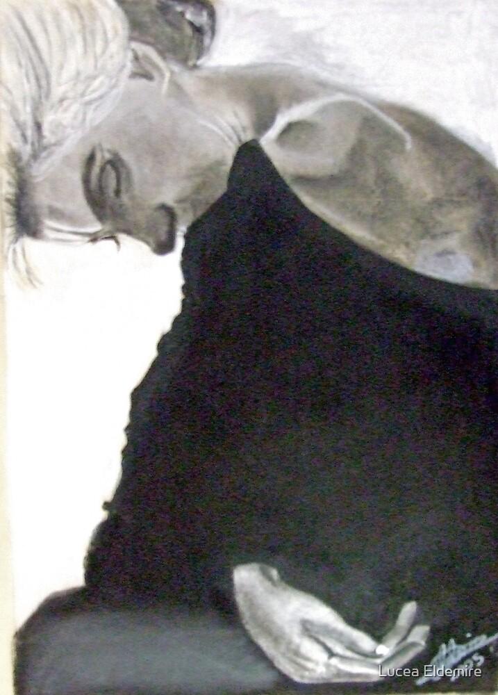 marilyn by Lucea Eldemire