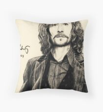 Sirius Black Throw Pillow