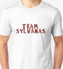 Team Sylvanas Windrunner Unisex T-Shirt