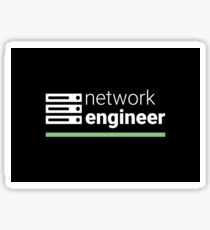 Network Engineer Sticker