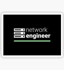 Network Engineer Sticker