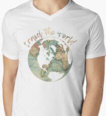 travel the world map T-Shirt