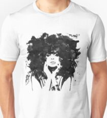 Erykah Badu (Monochrome) Unisex T-Shirt