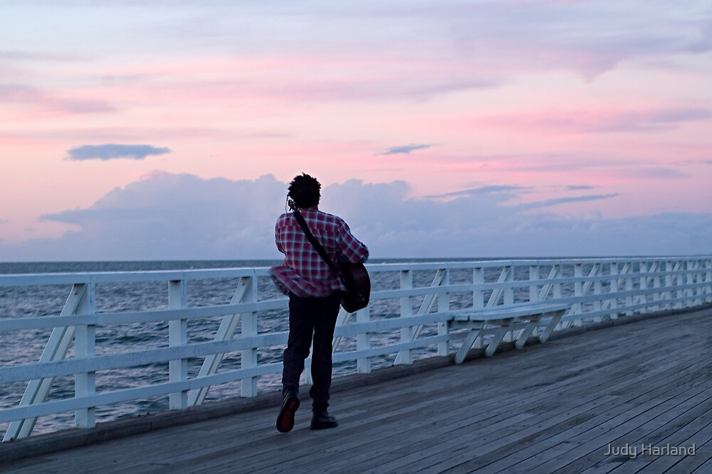 Sunset Serenade by Judy Harland