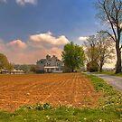 Pennsylvania Farm by Dyle Warren