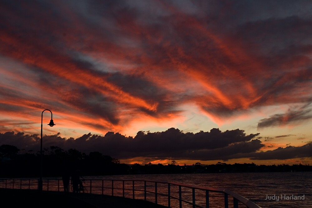Fire in the Sky by Judy Harland