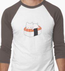 Kawaii Sushi Cat  T-Shirt