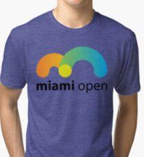Miami Open 2017 Tennis Tri-blend T-Shirt