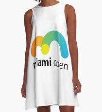 Miami Open 2017 Tennis A-Line Dress