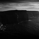 Cliffs of Moher by Viv van der Holst