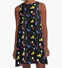 Pik Pattern! A-Line Dress
