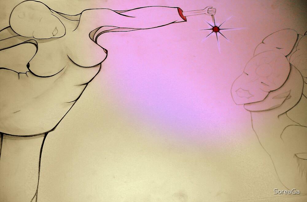 The Venus Lucifer. by SoreaGa