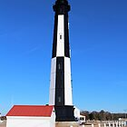 Cape Henry Lighthouse - Fort Story, VA by searchlight