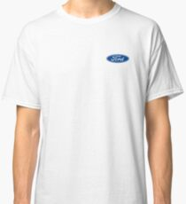 Ford Motors Logo Sticker, T-Shirt, and More Classic T-Shirt
