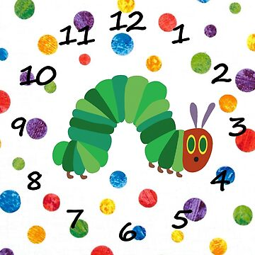 The Hungry Caterpillar by MadMedicMerrick