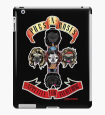p 'n r appetite for everything iPad Case/Skin