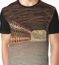 Sachs Covered Bridge Graphic T-Shirt