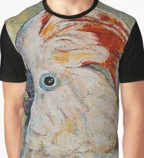Moluccan Cockatoo Graphic T-Shirt