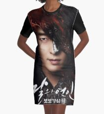 scarlet heart ryeo poster Graphic T-Shirt Dress