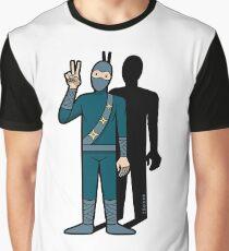 Bunny Ears Ninja Graphic T-Shirt