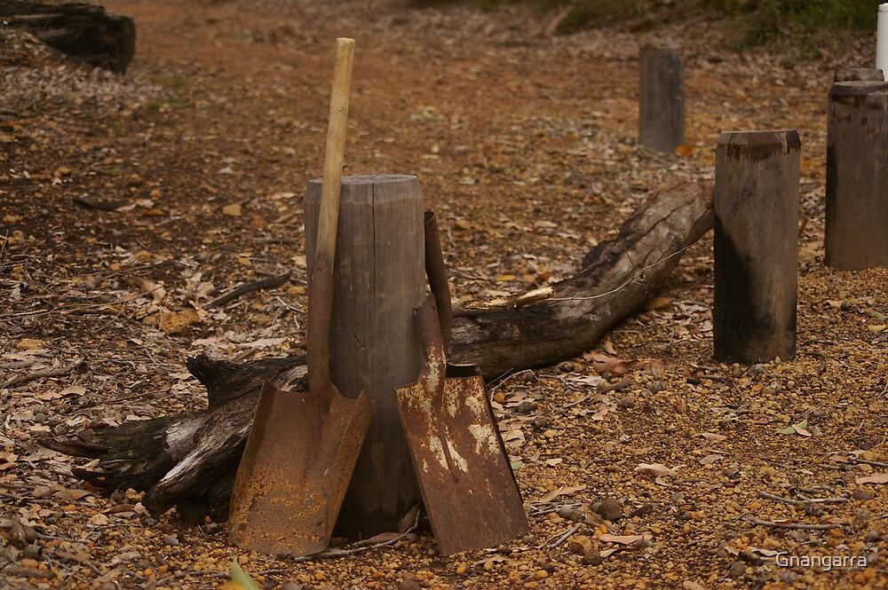 Shovel two by Gnangarra