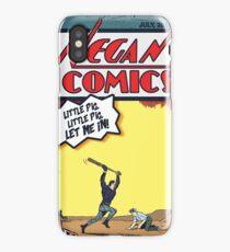 Negan Comics #1 iPhone Case/Skin