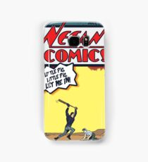 Negan Comics #1 Samsung Galaxy Case/Skin