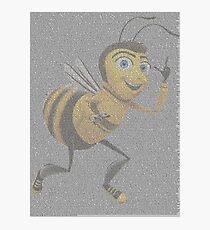 bee movie Photographic Print