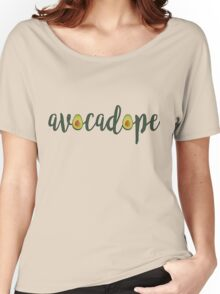 Avocadope Women's Relaxed Fit T-Shirt