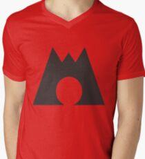 Team Magma Men's V-Neck T-Shirt