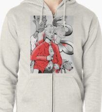 Big Family Day Out Zipped Hoodie