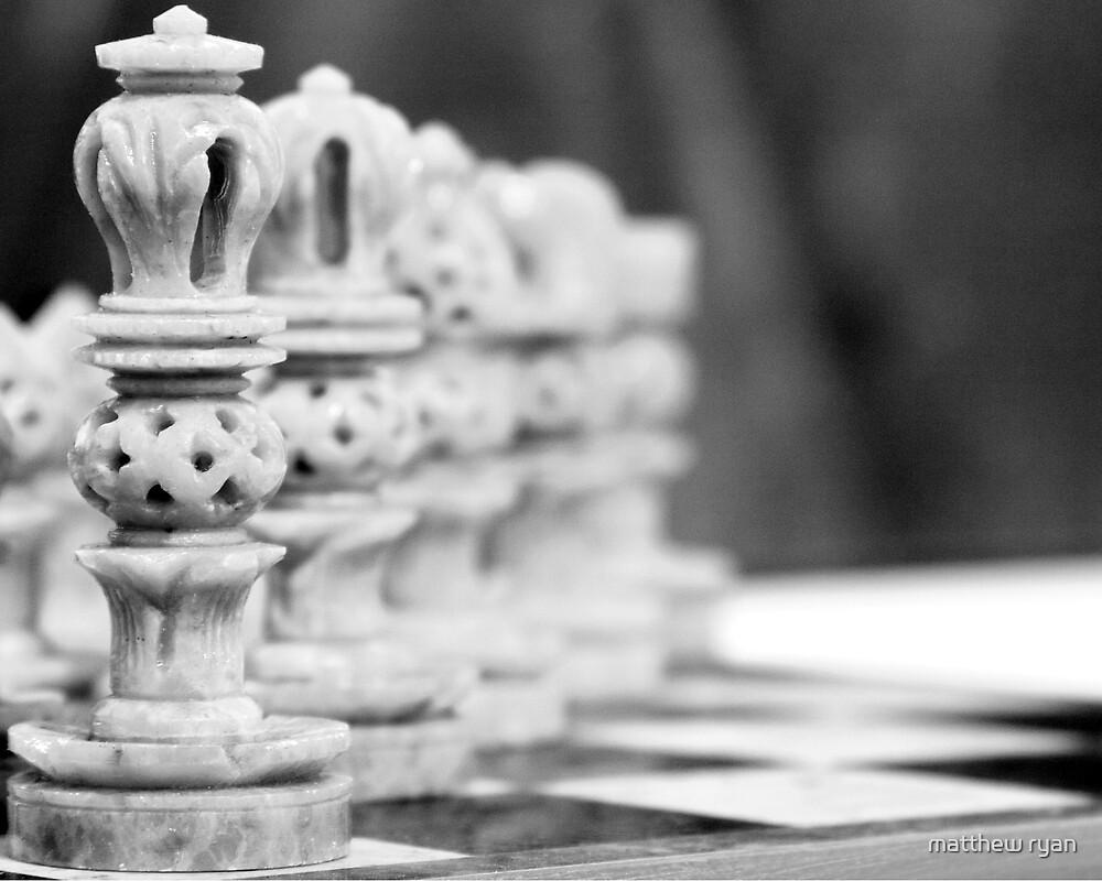 chess by matthew ryan